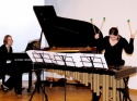 Marimba meets Piano and Flute